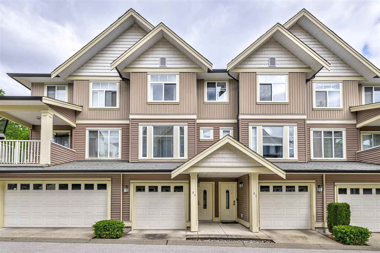 Main Photo: 60 6575 192 Street in Surrey: Clayton Townhouse for sale (Cloverdale)  : MLS®# R2578241