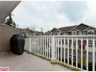 "Photo 10: 51 19455 65TH Avenue in Surrey: Clayton Townhouse for sale in ""Two Blue"" (Cloverdale)  : MLS®# F1203766"