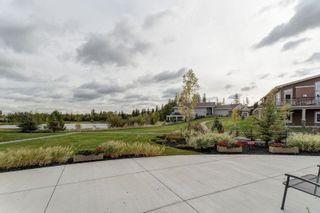 Photo 49: 215 50 HEATHERGLEN Drive: Spruce Grove House Half Duplex for sale : MLS®# E4263585