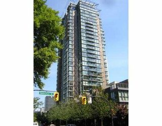 "Photo 1: 802 1068 HORNBY Street in Vancouver: Downtown VW Condo for sale in ""THE CANADIAN"" (Vancouver West)  : MLS®# V692311"