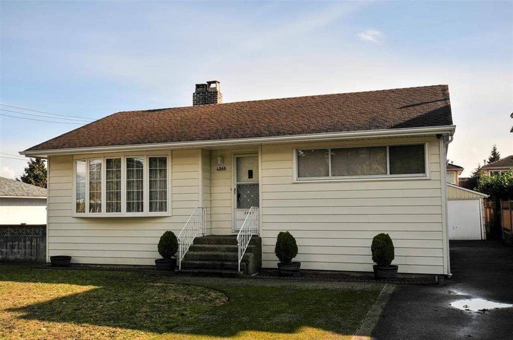 Main Photo: 4868 SMITH Avenue in Burnaby: Central Park BS House for sale (Burnaby South)  : MLS®# R2328116