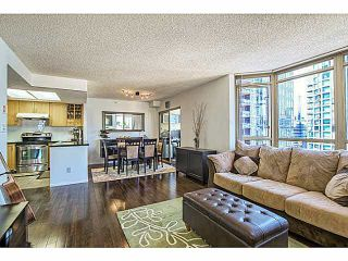 "Photo 5: 2106 867 HAMILTON Street in Vancouver: Downtown VW Condo for sale in ""JARDINE'S LOOKOUT"" (Vancouver West)  : MLS®# V1117977"