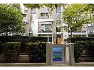 """Photo 1: TH25 338 JERVIS MEWS in Vancouver: Coal Harbour Townhouse for sale in """"CALLISTO"""" (Vancouver West)  : MLS®# V1089727"""