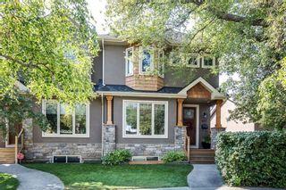Photo 2: 617 11 Avenue NE in Calgary: Renfrew Semi Detached for sale : MLS®# C4241438