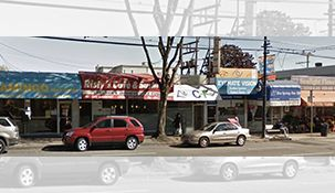 Main Photo: W. 70th Ave. & Granville St. in Vancouver: Marpole VW Commercial for sale ()