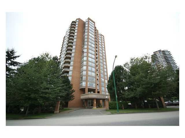 "Main Photo: 1504 - 4350 Beresford Street in Burnaby: Metrotown Condo for sale in ""Carlton on the Park"" (Burnaby South)"