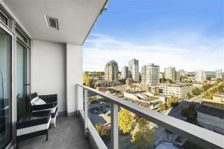 "Photo 3: 1607 668 COLUMBIA Street in New Westminster: Quay Condo for sale in ""TRAPP + HOLBROOK"" : MLS®# R2515895"