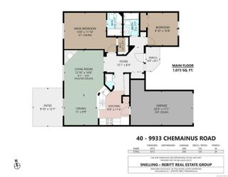 Photo 31: 40 9933 Chemainus Rd in : Du Chemainus Row/Townhouse for sale (Duncan)  : MLS®# 870379