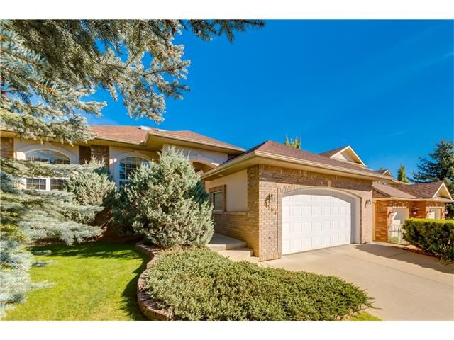 Main Photo: 1560 EVERGREEN Hill(S) SW in Calgary: Evergreen House for sale : MLS®# C4094708