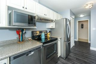 """Photo 4: 410 33688 KING Road in Abbotsford: Poplar Condo for sale in """"College Park Place"""" : MLS®# R2340929"""