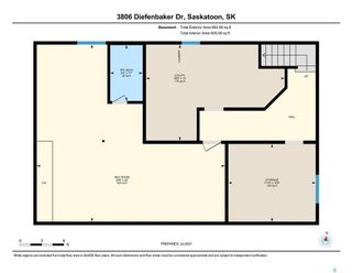 Photo 43: 3806 Diefenbaker Drive in Saskatoon: Confederation Park Residential for sale : MLS®# SK864052