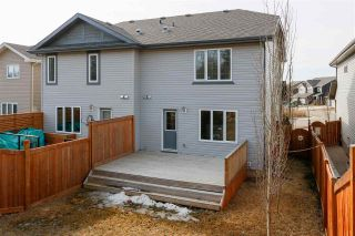 Photo 18: 6 Royal Street: St. Albert House Half Duplex for sale : MLS®# E4236793