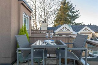 Photo 4: 1221 W 8TH AVENUE in Vancouver: Fairview VW Townhouse for sale (Vancouver West)  : MLS®# R2338842
