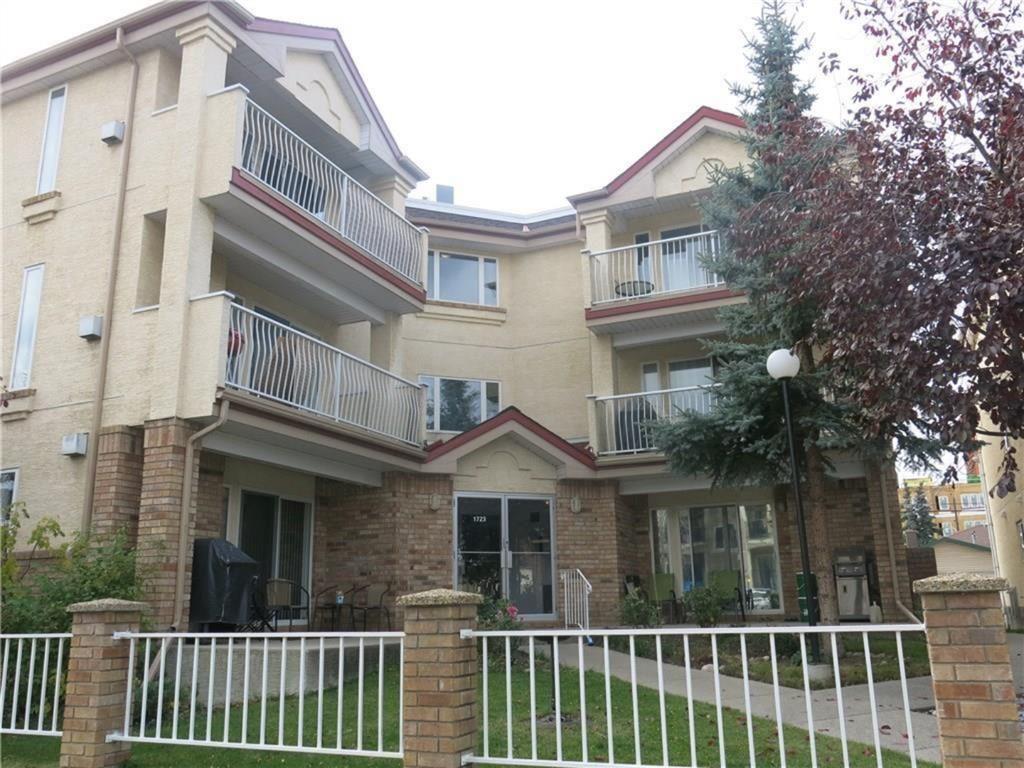 Main Photo: 101 1723 35 Street SE in Calgary: Albert Park/Radisson Heights Apartment for sale : MLS®# A1111209