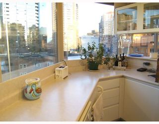 """Photo 4: 611 1177 HORNBY Street in Vancouver: Downtown VW Condo for sale in """"LONDON PLACE"""" (Vancouver West)  : MLS®# V759818"""