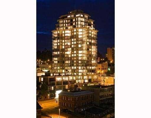 Main Photo: # 705 610 VICTORIA ST in New Westminster: Condo for sale : MLS®# V772287