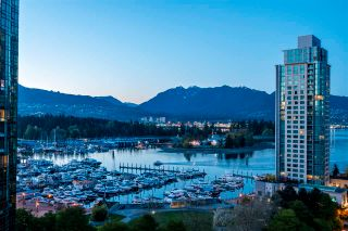 "Photo 2: 1501 1277 MELVILLE Street in Vancouver: Coal Harbour Condo for sale in ""FLATIRON"" (Vancouver West)  : MLS®# R2572328"