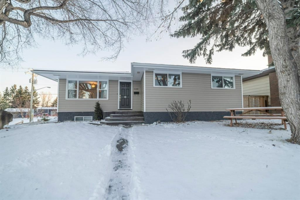 Main Photo: 12204 Canfield Road SW in Calgary: Canyon Meadows Detached for sale : MLS®# A1049030
