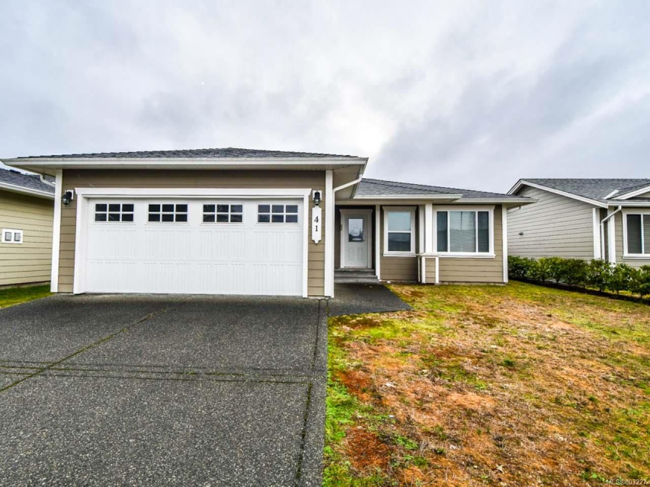 Main Photo: 41 Carolina Dr in CAMPBELL RIVER: CR Willow Point House for sale (Campbell River)  : MLS®# 803227