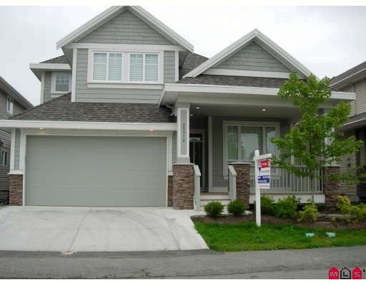 "Main Photo: 20979 84TH Avenue in Langley: Willoughby Heights House for sale in ""UPLANDS AT YORKSON"" : MLS®# F2913337"