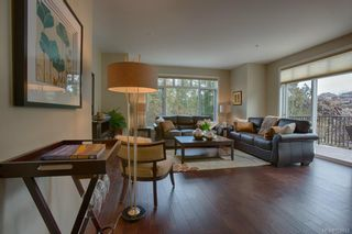 Photo 4: 302 595 Latoria Rd in Colwood: Co Olympic View Condo for sale : MLS®# 700812