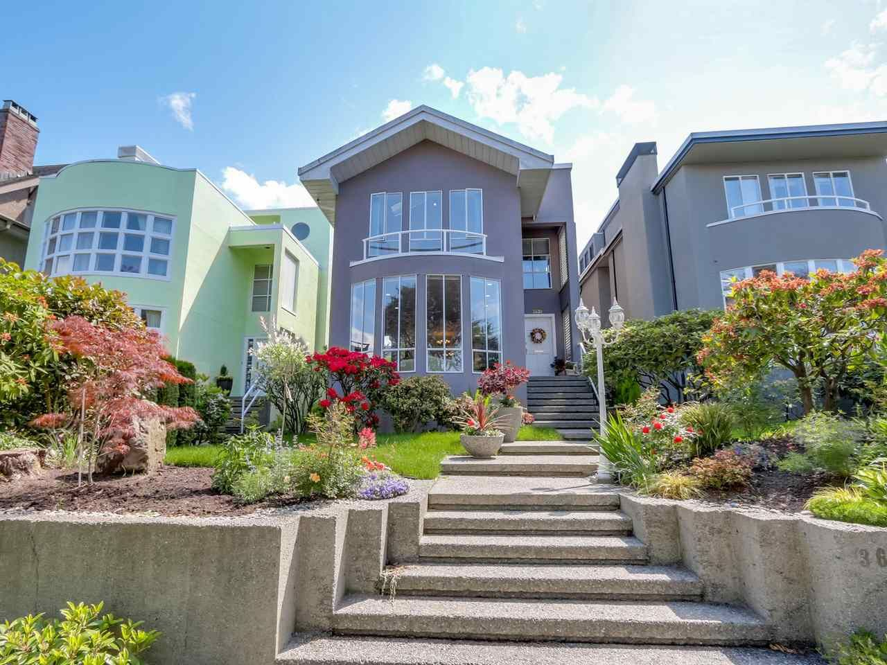 Main Photo: 3632 W 14TH Avenue in Vancouver: Point Grey House for sale (Vancouver West)  : MLS®# R2073336