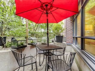 Photo 24: 100 1068 HORNBY STREET in Vancouver: Downtown VW Townhouse for sale (Vancouver West)  : MLS®# R2615995