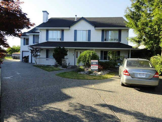 Main Photo: 8883 157TH STREET in : Fleetwood Tynehead House for sale : MLS®# F1449776
