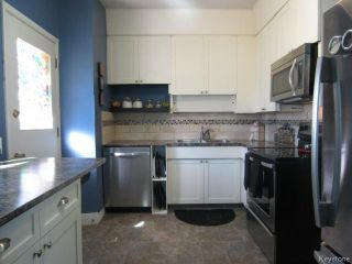 Photo 2: 244 Parr Street in WINNIPEG: North End Residential for sale (North West Winnipeg)  : MLS®# 1320450