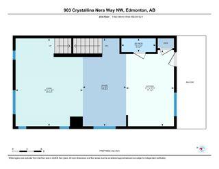 Photo 41: 28 903 CRYSTALLINA NERA Way in Edmonton: Zone 28 Townhouse for sale : MLS®# E4261078