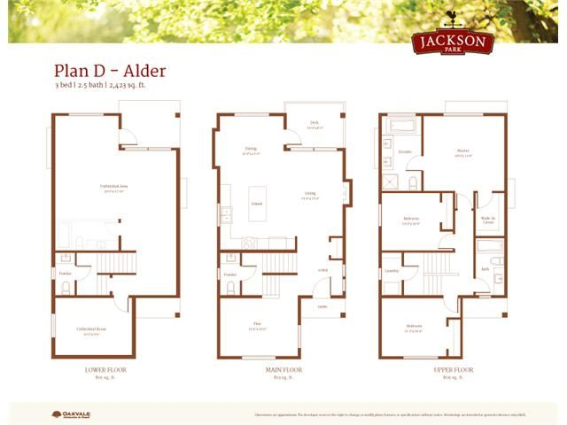 "Main Photo: 10177 244A Street in Maple Ridge: Albion House for sale in ""JACKSON PARK BY OAKVALE DEV LTD"" : MLS®# V1111043"