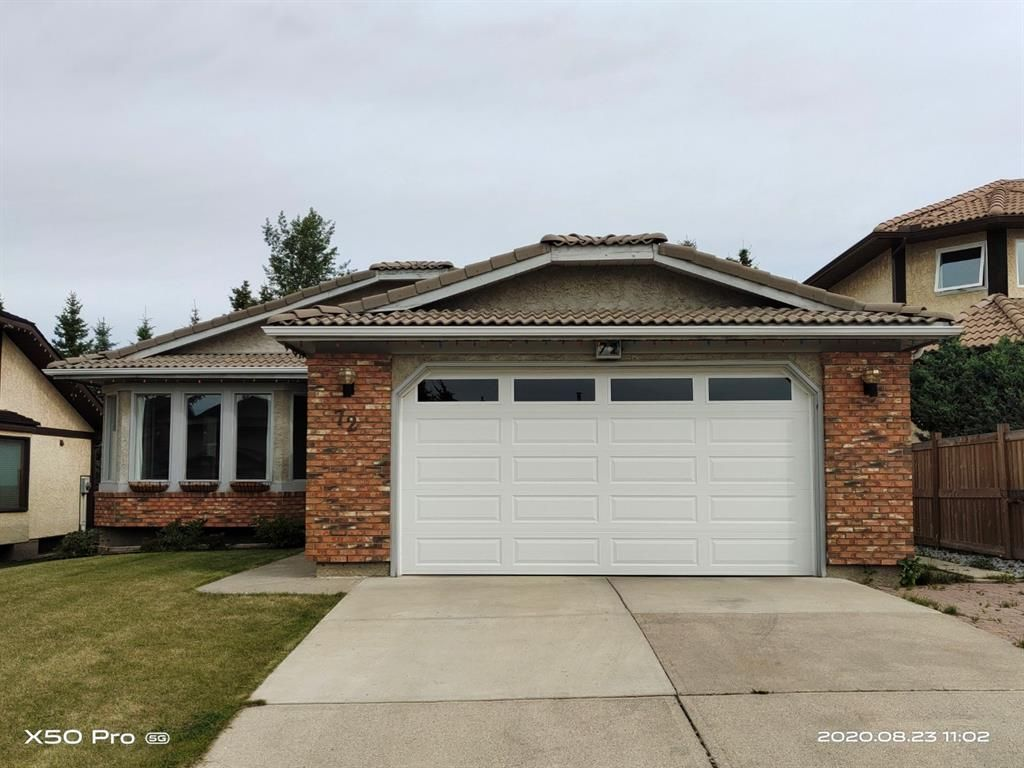 Main Photo: 72 EDENDALE Way NW in Calgary: Edgemont Detached for sale : MLS®# A1080431