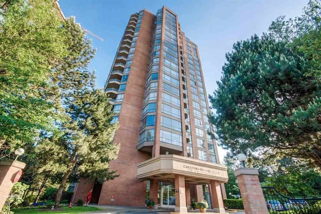 """Main Photo: 1105 4350 BERESFORD Street in Burnaby: Metrotown Condo for sale in """"CARLTON ON THE PARK"""" (Burnaby South)  : MLS®# R2194604"""