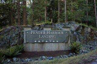"Photo 12: Lot 18 FLAGSHIP Road in Garden Bay: Pender Harbour Egmont Land for sale in ""Pender Harbour Landing Ltd."" (Sunshine Coast)  : MLS®# R2336228"