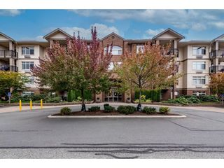 """Photo 2: 211 45753 STEVENSON Road in Chilliwack: Sardis East Vedder Rd Condo for sale in """"Park Place II"""" (Sardis)  : MLS®# R2613313"""