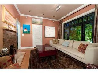 Photo 3: 3256 2ND Ave W in Vancouver West: Kitsilano Home for sale ()  : MLS®# V934063