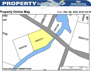 Photo 12: Lot 16-1 Highway 6 in Toney River: 108-Rural Pictou County Vacant Land for sale (Northern Region)  : MLS®# 202106393