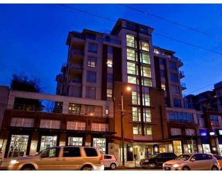 Photo 1: # 305 2228 W BROADWAY in Vancouver: Condo for sale : MLS®# V874301