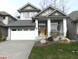 "Photo 1: 14735 58TH Avenue in Surrey: Sullivan Station House for sale in ""PANORAMA HILLS"" : MLS®# F1107525"