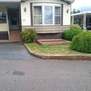 Photo 1: 69 2315 198 STREET in Langley: Brookswood Langley Manufactured Home for sale : MLS®# R2103274