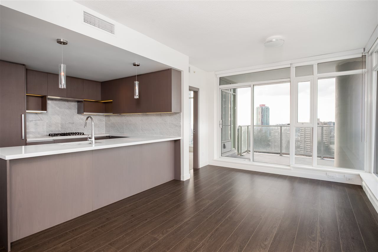 Main Photo: 6538 Nelson Avenue in Burnaby: Metrotown Condo for rent (Burnaby South)