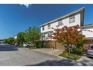 """Main Photo: 18 10045 154 Street in Surrey: Guildford Townhouse for sale in """"HEATHERTON"""" (North Surrey)  : MLS®# R2616880"""