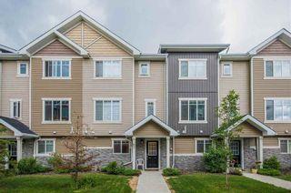 Photo 2: 67 9535 217 Street in Edmonton: Zone 58 Townhouse for sale : MLS®# E4261679