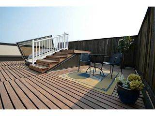 """Photo 7: 302 825 W 15TH Avenue in Vancouver: Fairview VW Condo for sale in """"THE HARROD"""" (Vancouver West)  : MLS®# V1081638"""
