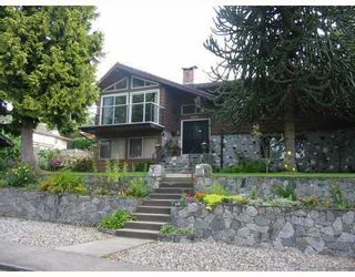 Photo 1: 5578 MEADEDALE DR in Burnaby: Parkcrest House for sale (Burnaby North)  : MLS®# V748325