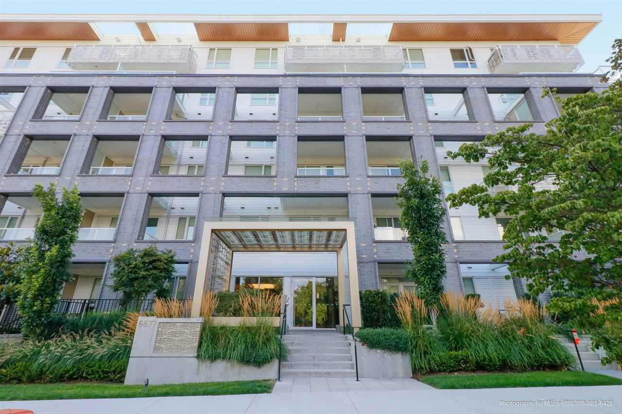 Main Photo: 605 6677 CAMBIE STREET in : South Cambie Condo for sale : MLS®# R2300276