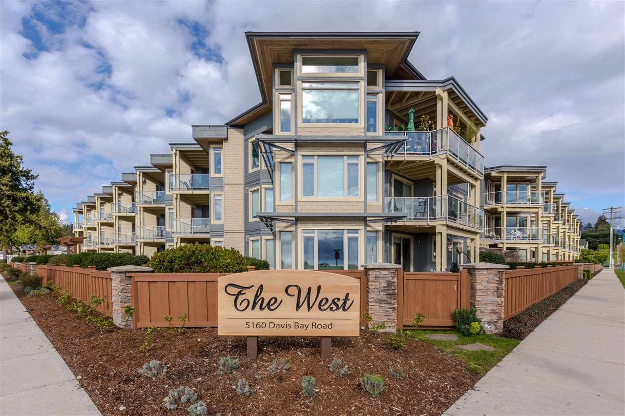 The West - Premier Sunshine Coast BC Location in sunny Davis Bay!  The best climate on the coast with the best sunshine exposure.  Esplanade waterfront location.  Photo compliments of Doug Temlett Sunshine Coast Photography