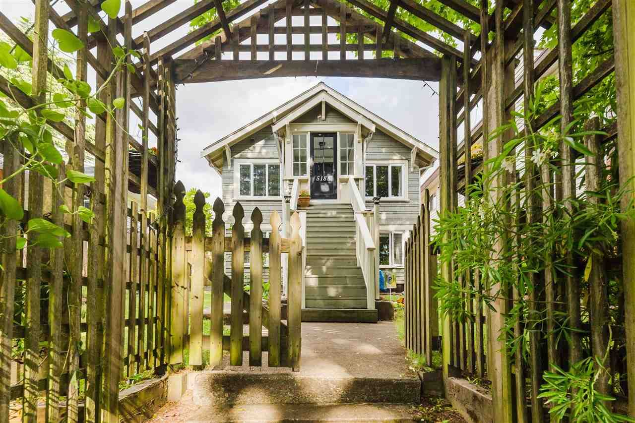 Main Photo: 5186 ST. CATHERINES Street in Vancouver: Fraser VE House for sale (Vancouver East)  : MLS®# R2587089
