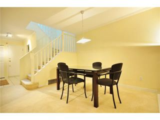 """Photo 3: 2218 PORTSIDE CT in Vancouver: Fraserview VE Condo for sale in """"RIVERSIDE TERRACE"""" (Vancouver East)  : MLS®# V819139"""