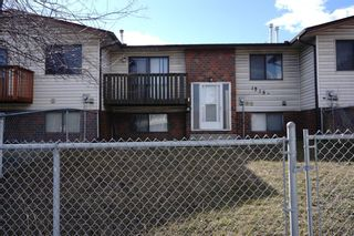 Main Photo: A 1215 44 Street SE in Calgary: Forest Lawn Row/Townhouse for sale : MLS®# A1116563